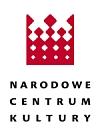 Narodowe Centrum Kultury - logo