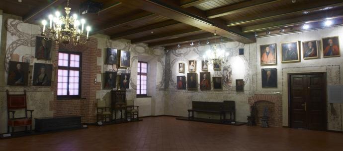 W kontuszu i przy szabli – Galeria Sztuki Dawnej ze zbiorów książąt Sanguszków