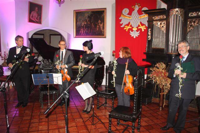 W Zamku w Dębnie odbyły się Zimowe Spotkania przy Piwie (19 listopada 2017 r.)