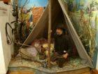 Romowie. Historia i kultura - fragment ekspozycji
