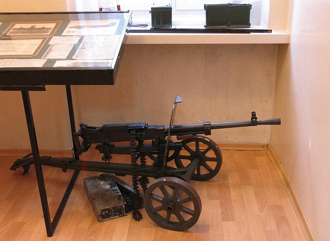 Ekspozycja stała w Izbie Pamięci Światowego Związku Żołnierzy Armii Krajowej