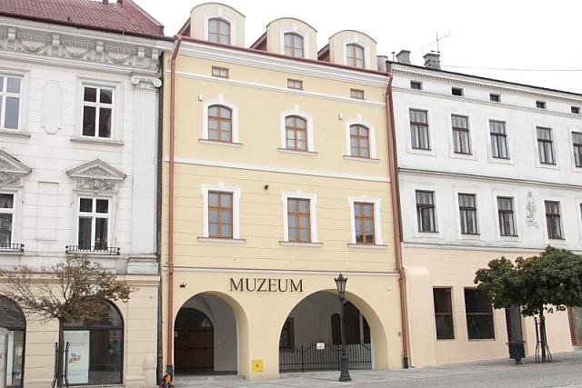 Siedziba Muzeum (Rynek 3) nieczynna doodwołania