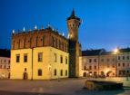 Ratusz w Tarnowie - widok zewnętrzny