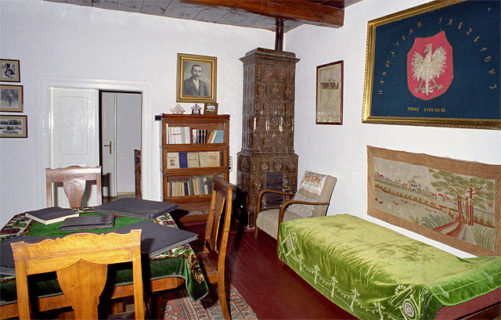 Permanent Exhibition in The Wincenty Witos Museum
