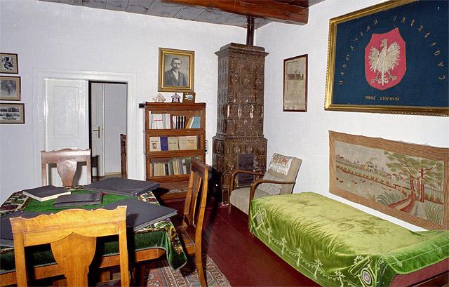 Ekspozycja stała w Muzeum Wincentego Witosa