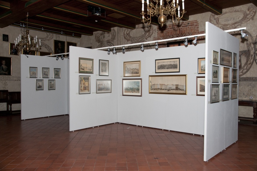 Lwów w grafice – wystawa ze zbiorów Lwowskiego Muzeum Historycznego