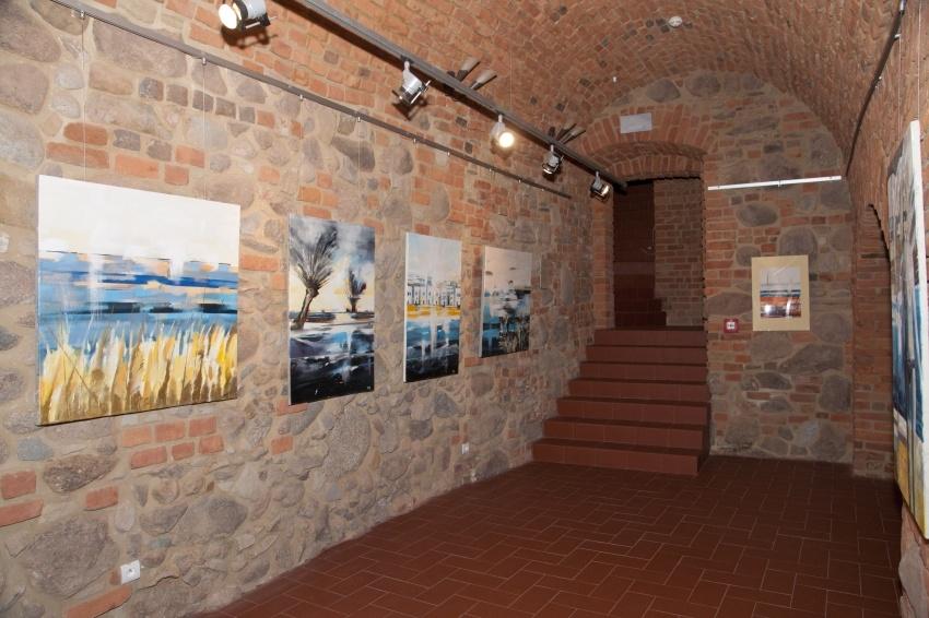 Jan iMaciej Sroka – malarstwo igrafika – wystawa zcyklu Tarnowscy Artyści wGalerii Muzealnej