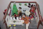 Otwarcie wystawy pokonkursowej i wręczenie nagród laureatom Międzypowiatowego Konkursu: Świąteczny czas – tradycje Bożonarodzeniowe oczami dzieci, 2017-12-06