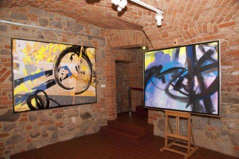TRANSCENDENTALNA MSZA BEZPRZEDMIOTOWA – wystawa Jerzego Martynowa