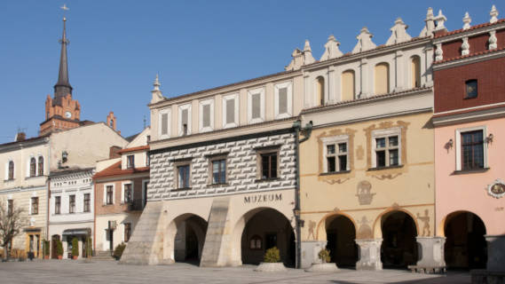 Rewaloryzacja, konserwacja i rozszerzenie publicznych funkcji zabytkowych obiektów Muzeum Okręgowego w Tarnowie