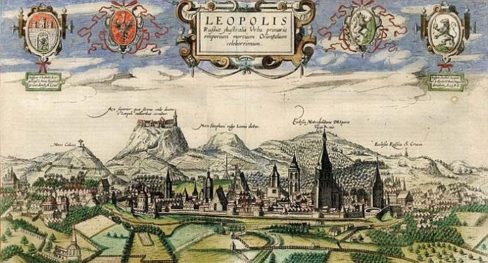 Lwów w grafice - wystawa ze zbiorów Lwowskiego Muzeum Historycznego