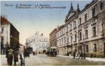 Plac Pocztowy (Sobieskiego), C.K. Starostwo