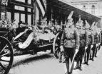 Uroczystość sprowadzenia prochów generała Józefa Bema do Tarnowa, 1929 r.