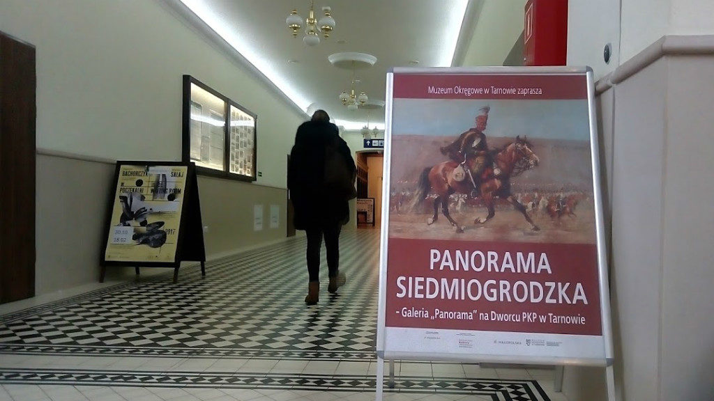 "Galeria ""Panorama"" dziś do 13:00"