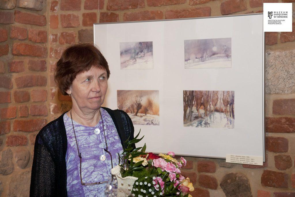 Wernisaż wystawy malarstwa Moniki Bielat-Sobiczewskiej [FOTO, VIDEO]