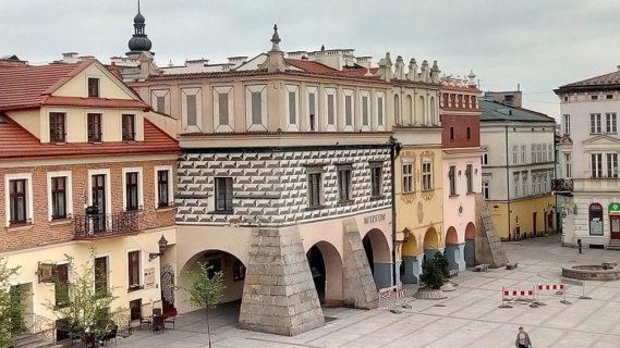 Ruszyła modernizacja historycznego Gmachu Głównego Muzeum [WIDEO]