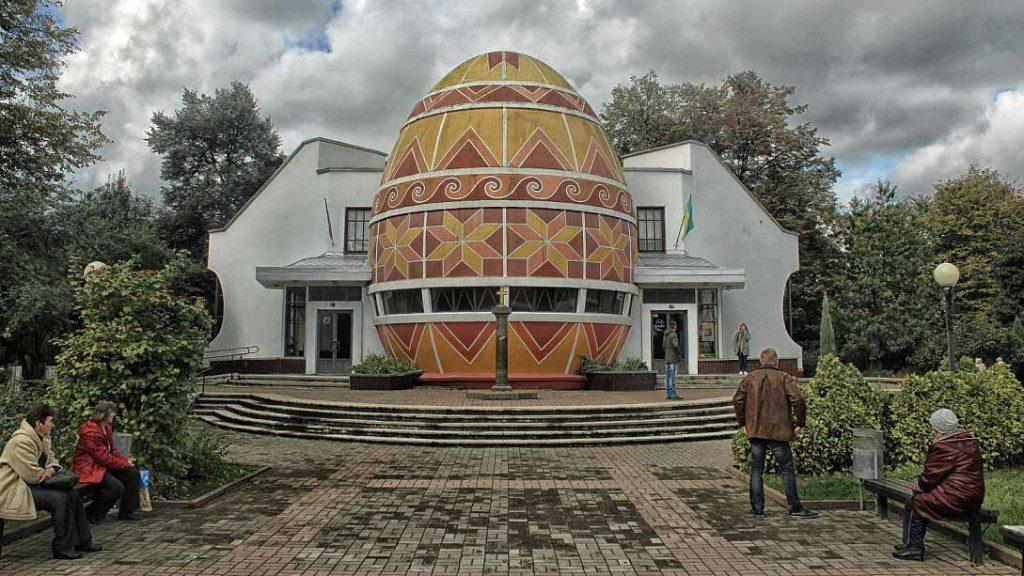 Współpraca z Muzeami w Kołomyi na Ukrainie