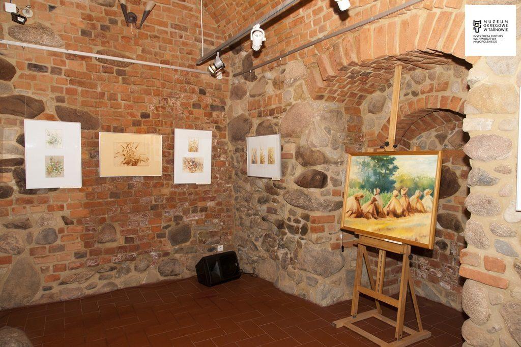 Malarstwo Moniki Bielat-Sobiczewskiej