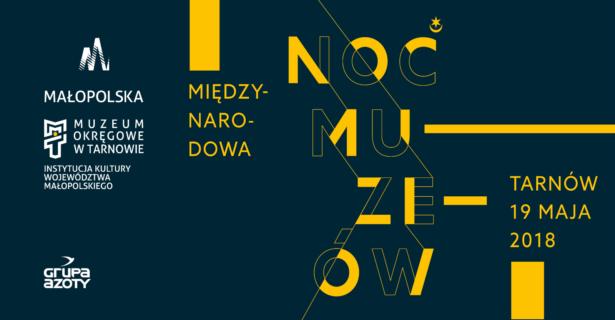 Zaproszenie naMiędzynarodową Noc Muzeów