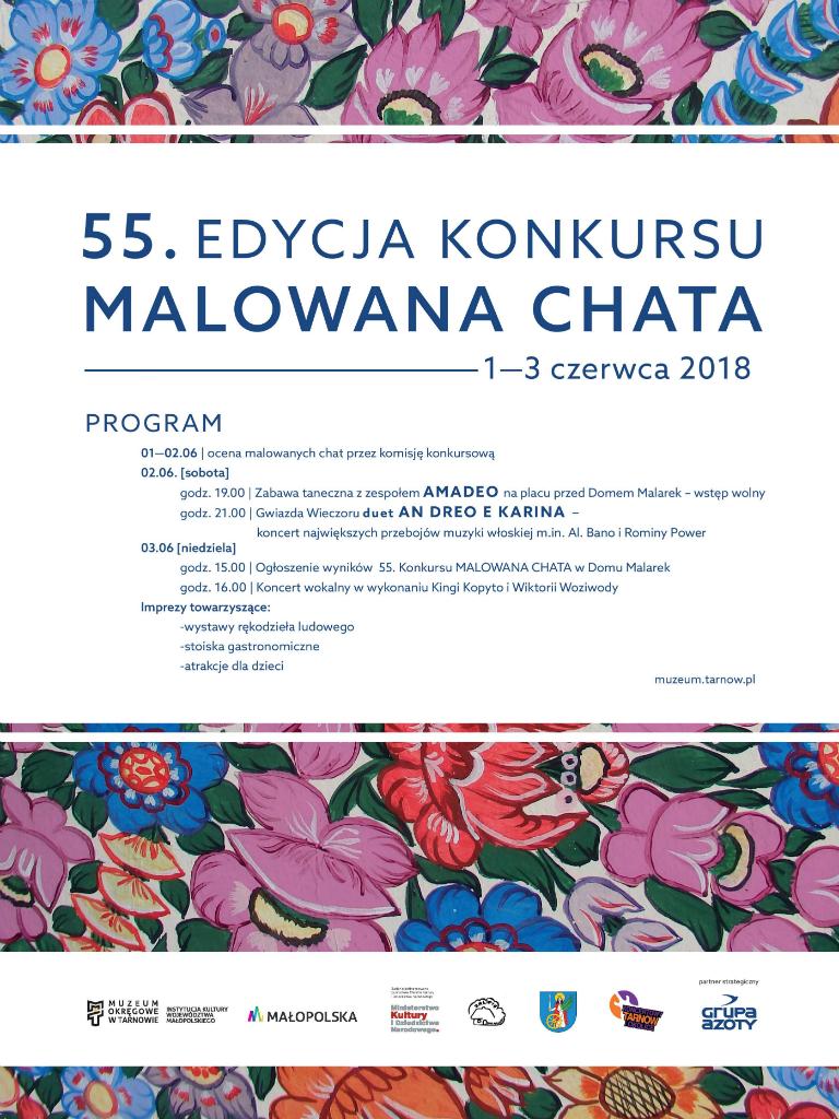 plakat_www 55 malowana chata
