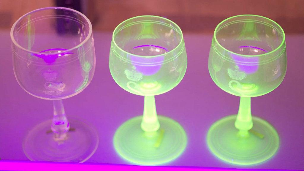 Szkła uranowe nadal dostępne w Ratuszu