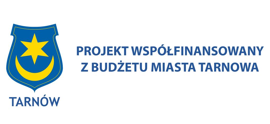 projekt współfinansowany z budżetu miasta tarnowa