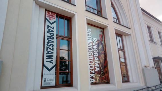 """Galeria """"Panorama"""" nieczynna 12.11."""