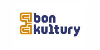 logo akcji Bon kultury