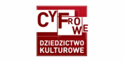 """logo """"Cyfrowe Dziedzictwo Kulturowe"""""""