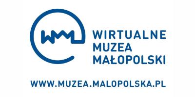 """logo """"Wirtualne Muzea Małopolski"""""""