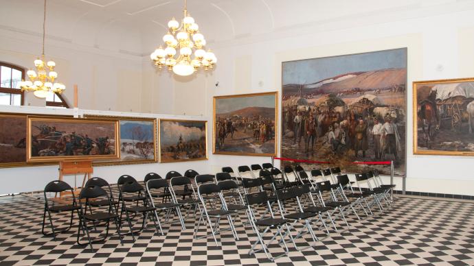 """Muzeum uzupełni kolekcję """"Panoramy Siedmiogrodzkiej"""""""