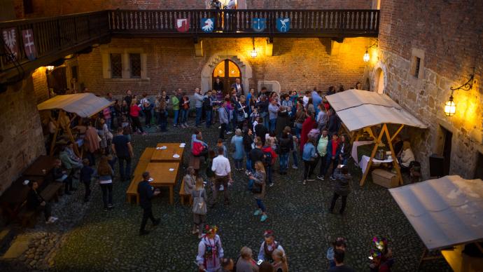 Noc Muzeów w Muzeum Zamek w Dębnie