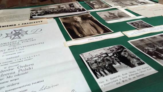 Wystawa zokazji 100-lecia powstania Policji Państwowej