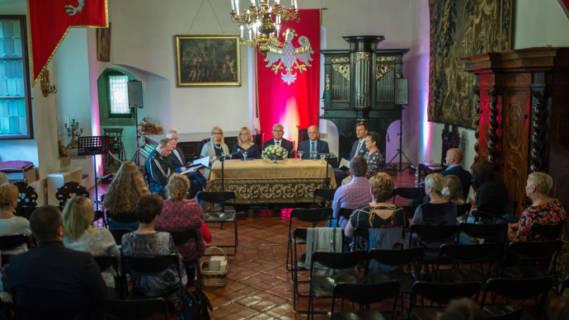 Narodowe Czytanie w Muzeum Zamek w Dębnie