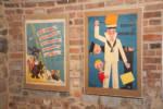 """wystawa """"Plakaty bajkowe w zbiorach Muzeum"""""""