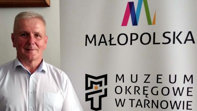 Kazimierz Kurczab tymczasowym dyrektorem Muzeum