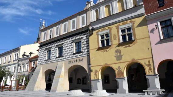 Grupy szkolne orazwycieczki autokarowe odwtorku wMuzeum Okręgowym wTarnowie!