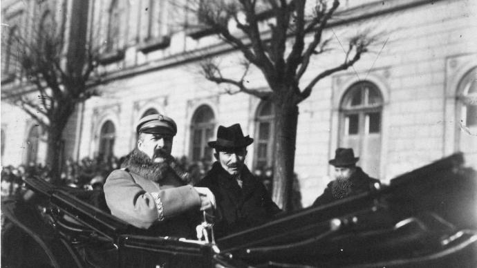 100. rocznica utworzenia Rządu Obrony Narodowej zWincentym Witosem naczele