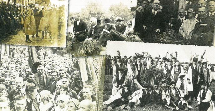 Uroczyste Obchody 100 rocznicy Bitwy Warszawskiej orazDożynki Reymontowskie