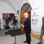 Jacek Adamczyk - wernisaż wystawy wramach cyklu Tarnowscy Artyści wGalerii Muzealnej