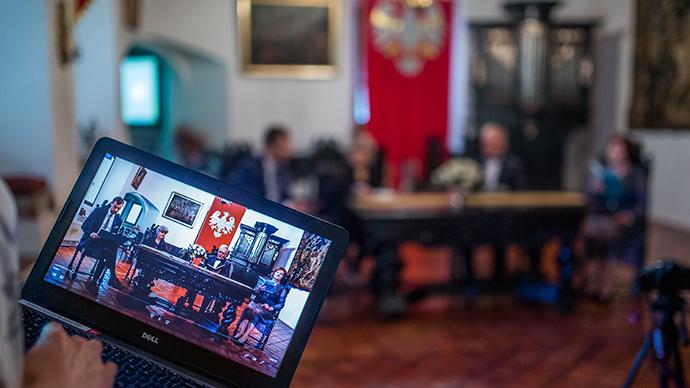 Narodowe Czytanie wMuzeum Zamek wDębnie (galeria, wideo)