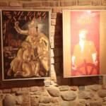 """wystawa czasowa """"Plakaty polityczne ispołeczne wzbiorach Muzeum"""""""