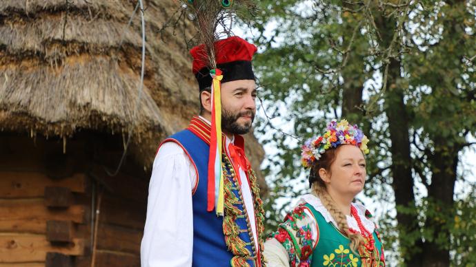 Powstaje internetowa lekcja historii ożyciu Krakowiaków Wschodnich