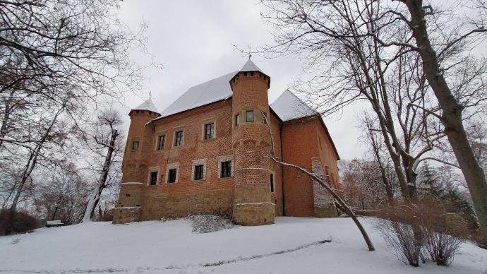 Skrócone godziny otwarcia Muzeum Zamek wDębnie