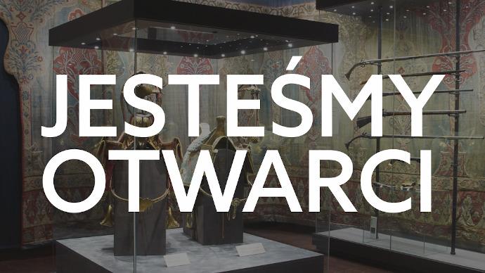 Muzeum ponownie otwarte dla zwiedzających od6 maja!