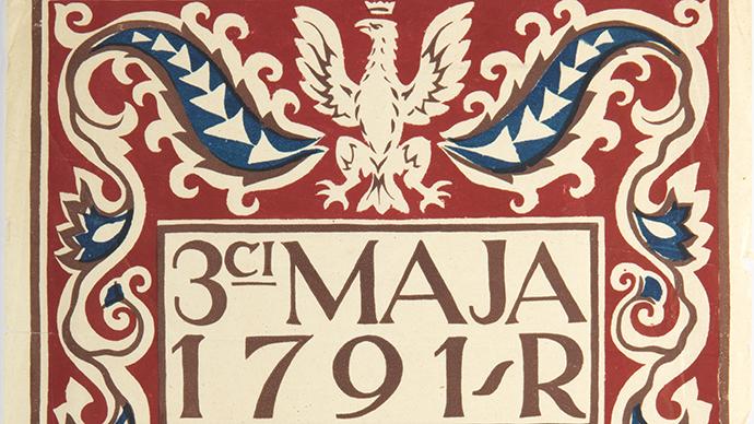 Konstytucja 3 maja ijej obchody wdawnym Tarnowie