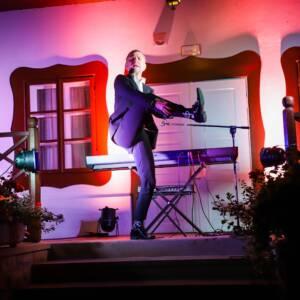 koncert Adama Snopka