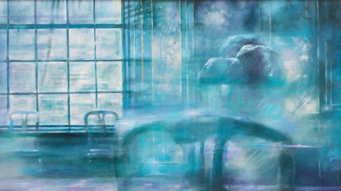 Wystawa przypominająca twórczość Jacka Wróbla (1960-2011) w10. rocznicę śmierci. [zdjęcia]