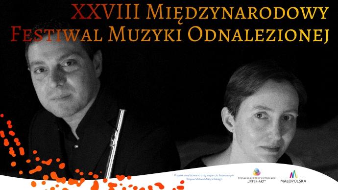 Koncert wramach 28 edycji Międzynarodowego Festiwalu Muzyki Odnalezionej [zdjęcia]
