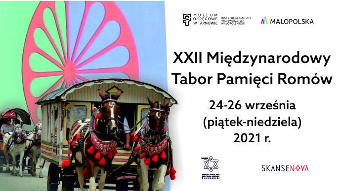 XXII Międzynarodowy Tabor Pamięci Romów